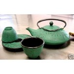 Starter Cast Iron Tea Set for Two